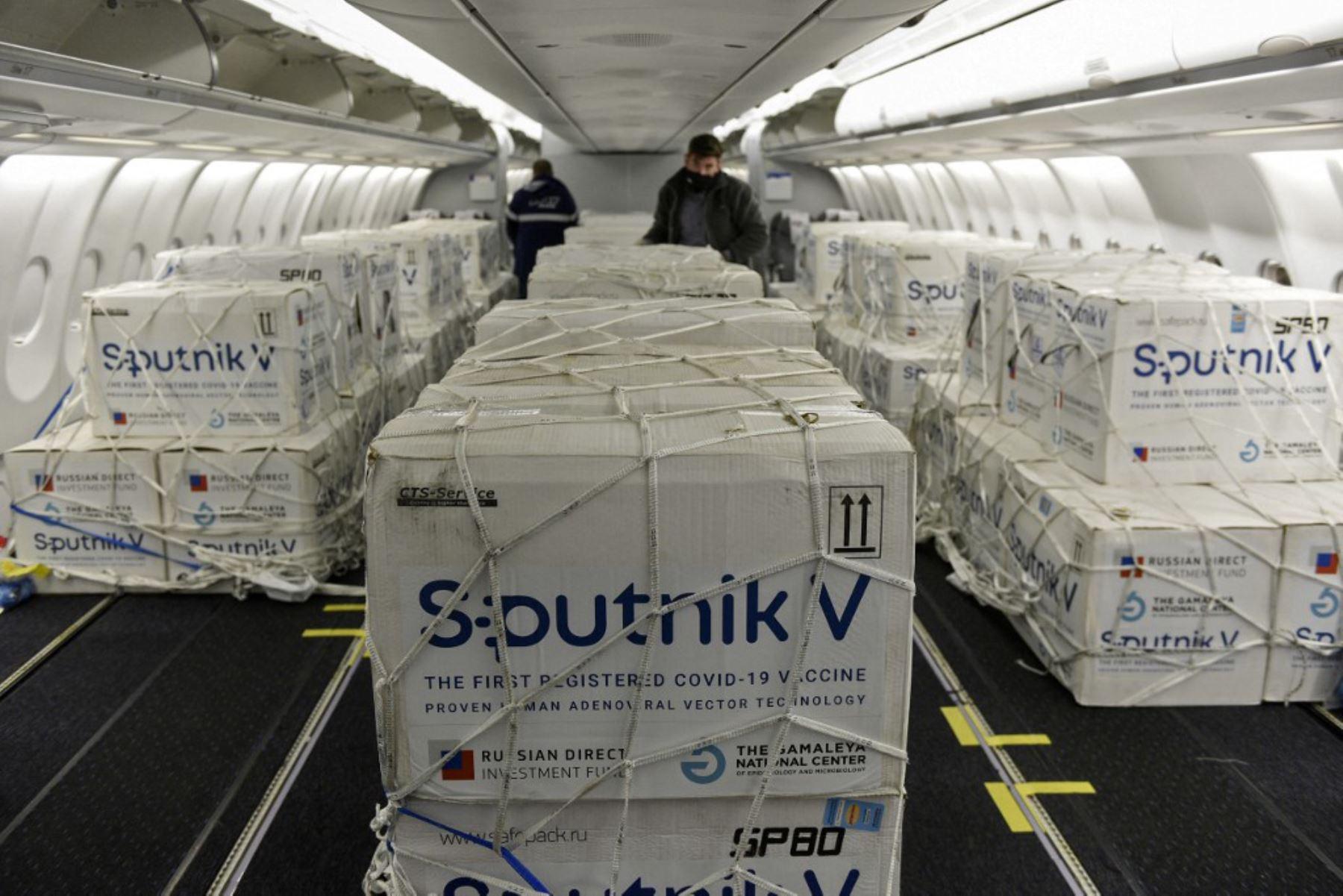 Rusia afirma que su vacuna Sputnik V superó los obstáculos para ser registrada en la OMS