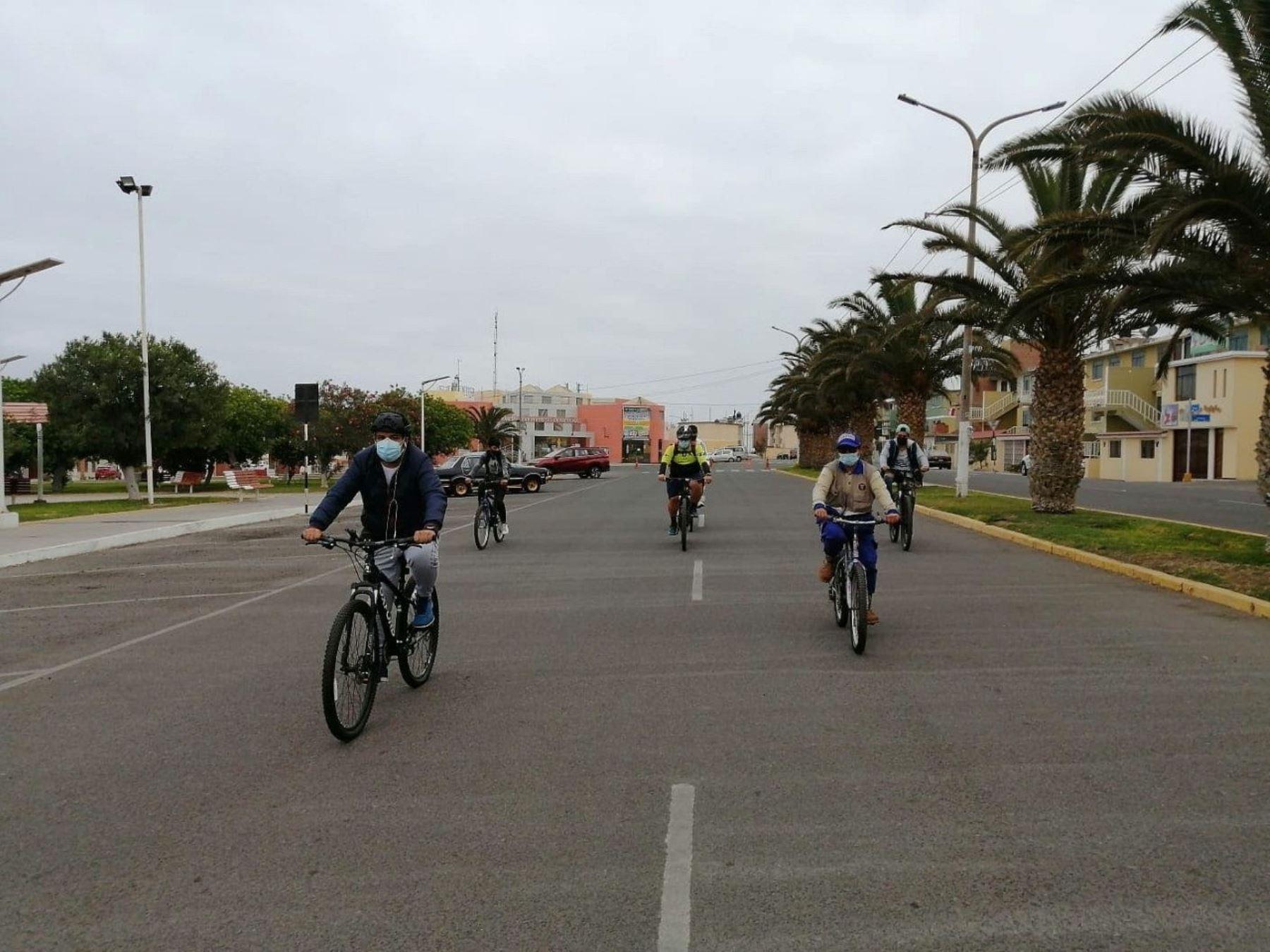 Municipios de San Martín, Moquegua y Lima implementan guías para actividades deportivas y recreativas en vías públicas.