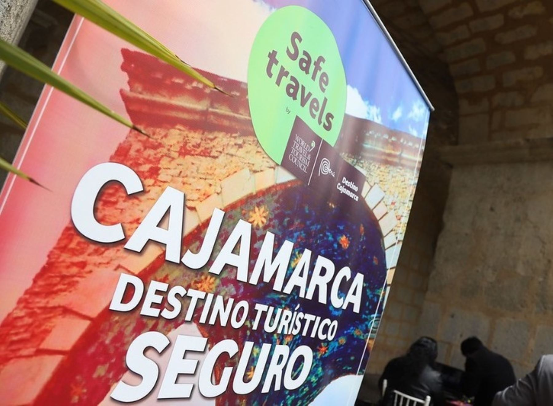Varios atractivos de Cajamarca recibieron del Mincetur el distintivo Safe Travel