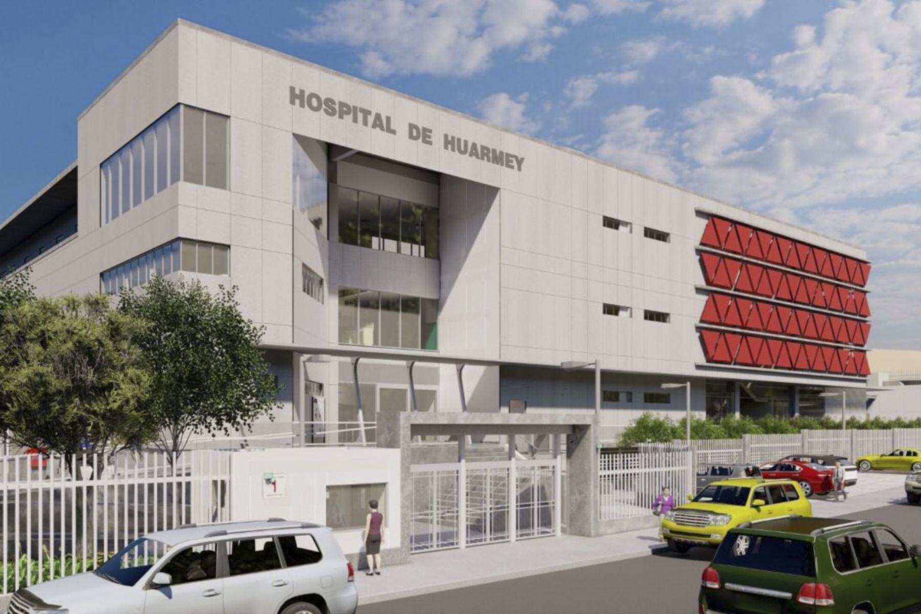Pronis aprobó el expediente técnico para iniciar construcción del Hospital de Huarmey, en Áncash.