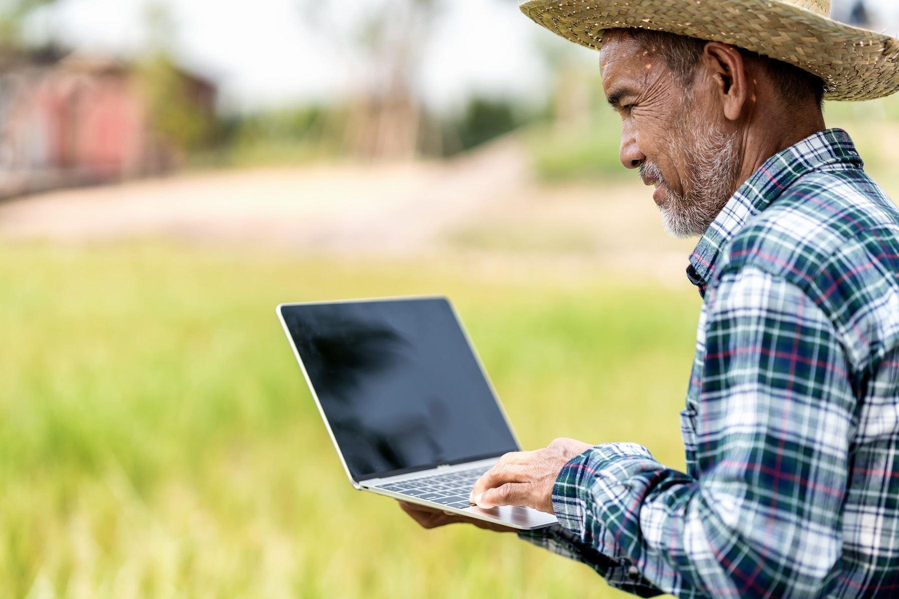 Startup peruana para el agro.