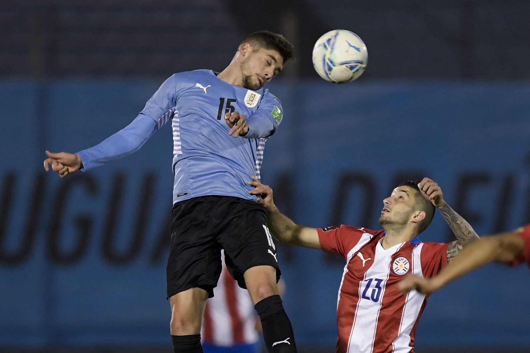 Los dirigidos por Óscar Washington Tabárez tendrán al histórico Luis Suárez como la esperanza de gol. Foto: AFP