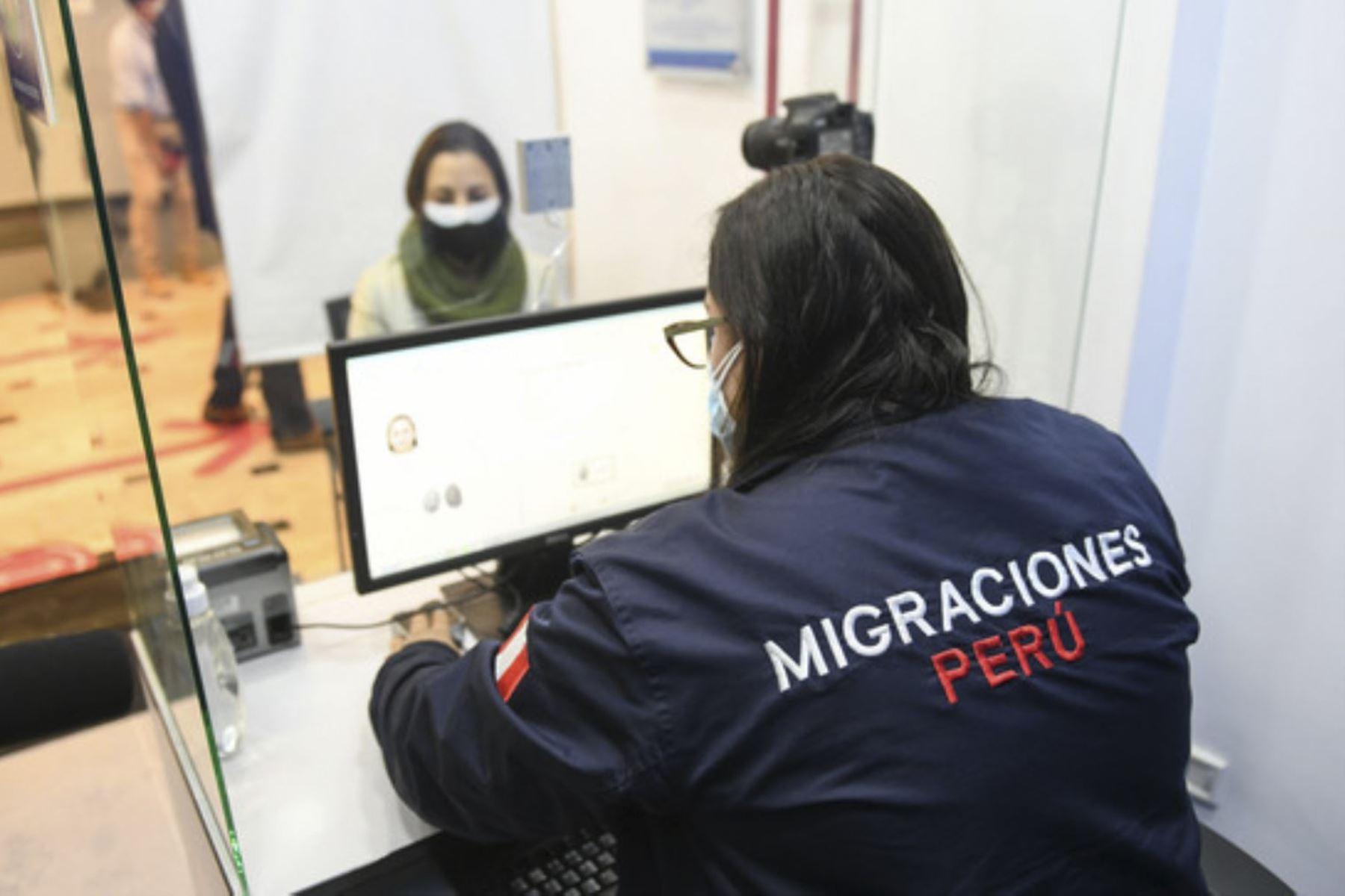 Nueva sede para tramitar pasaporte ubicada en el distrito de Santiago de Surco