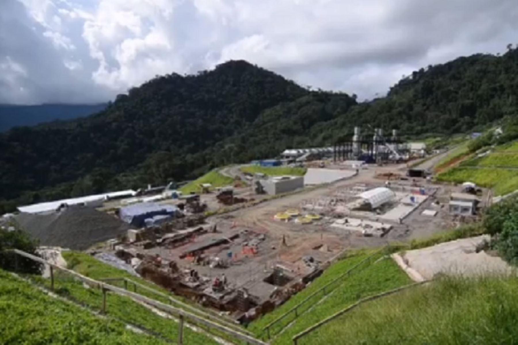 Cusco: planta de Kepashiato tendrá expediente técnico en 8 meses