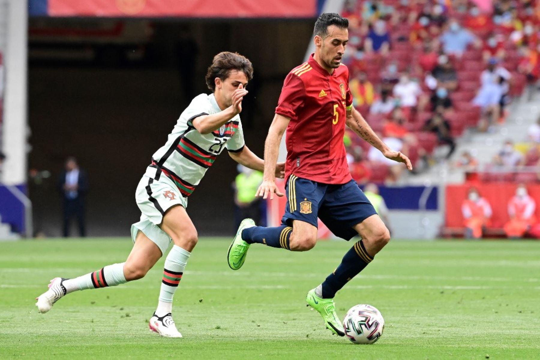 Sergio Busquets se contagio de covid-19 y es baja para la selección de España previo a su debut en la Eurocopa
