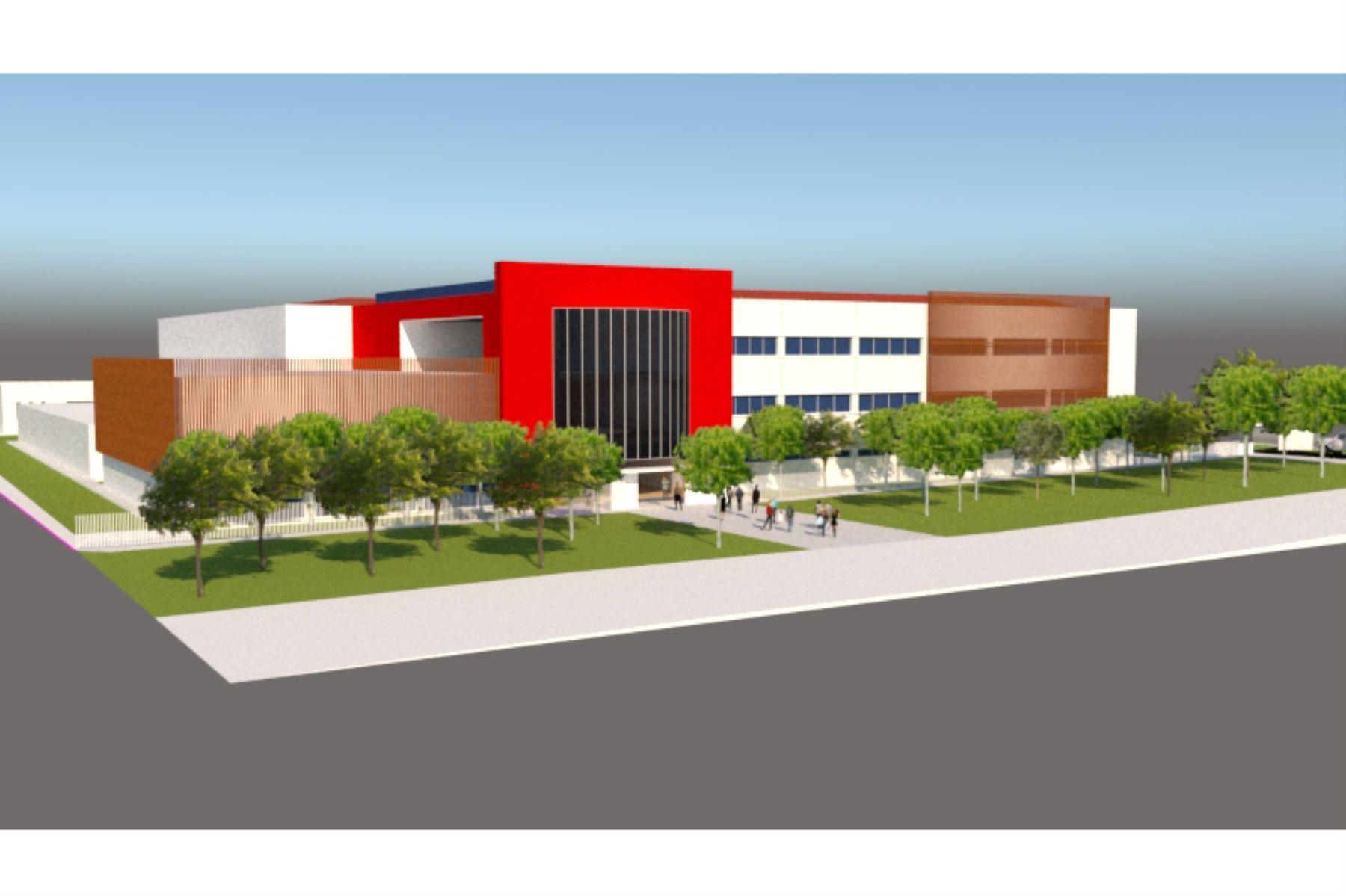 """Proyecto de inversión """"Creación de los servicios de salud del hospital Bicentenario"""" en la región Tacna. Foto: ANDINA/Difusión"""