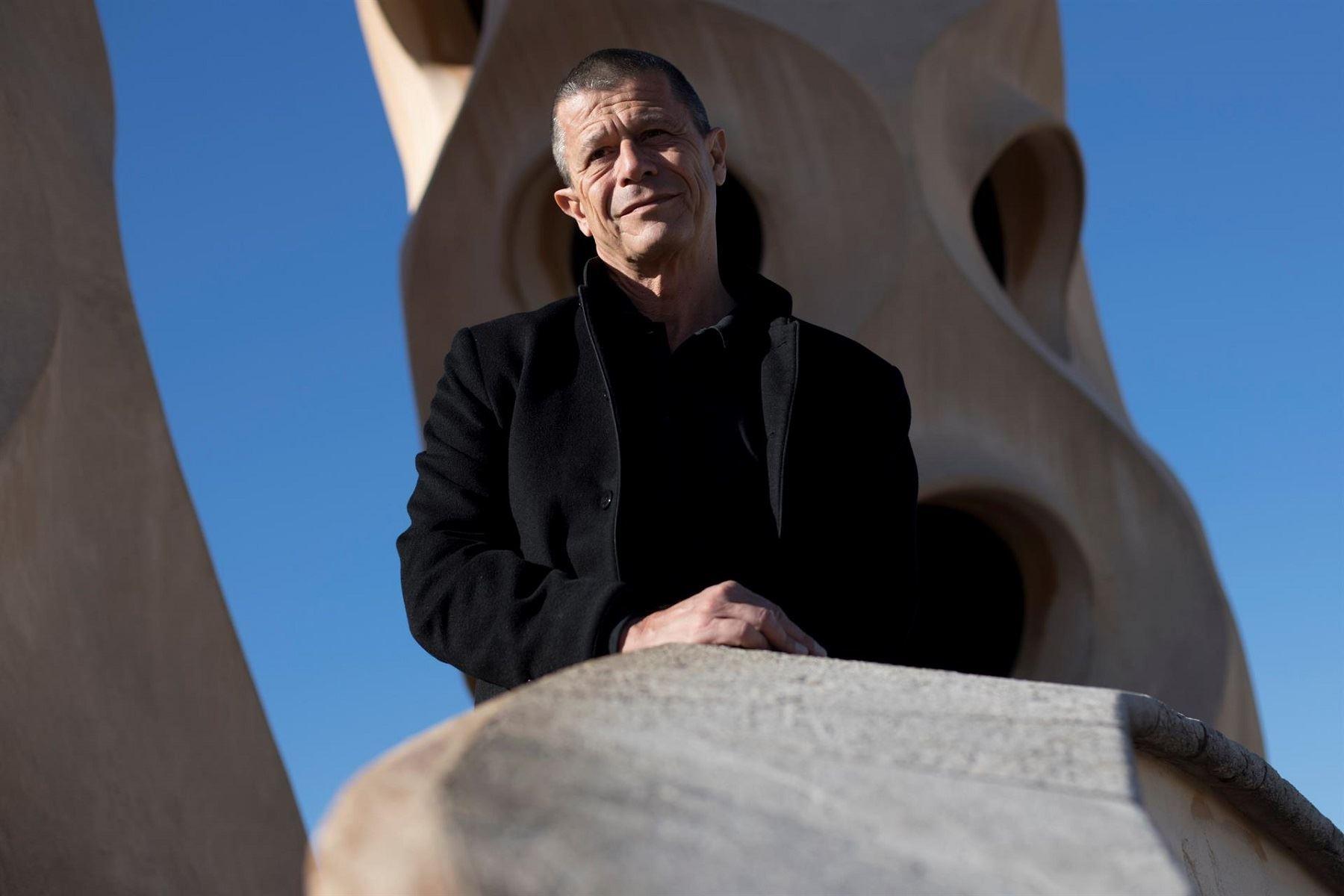 Emmanuel Carrère gana el Premio Princesa de Asturias de las Letras 2021 . Foto:EFE