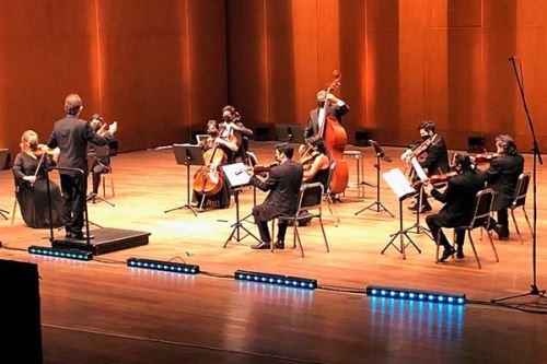 Orquesta Sinfónica Nacional ofrecerá recital virtual Serenata, elegía y danzas.
