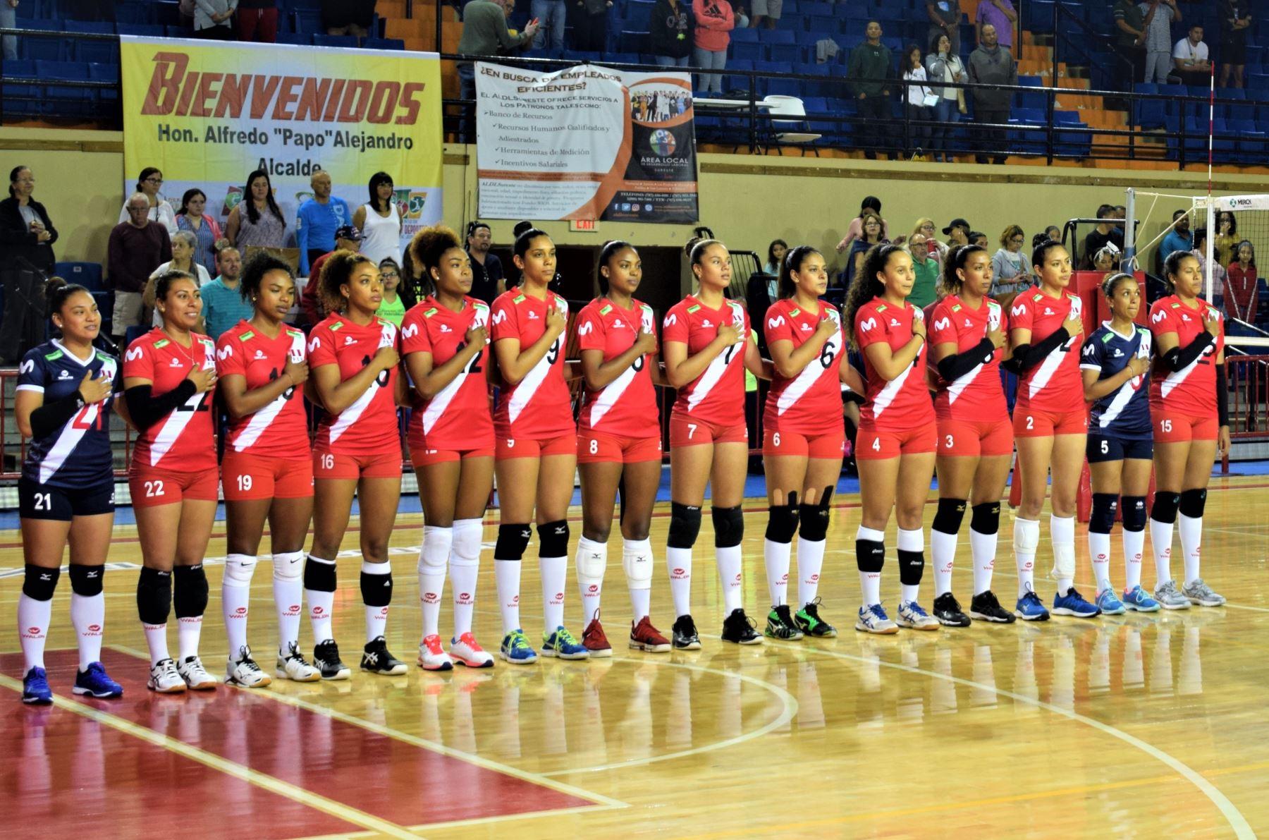 La selección peruana de voleibol convocó a 22 exponentes para afrontar el Sudamericano de Colombia