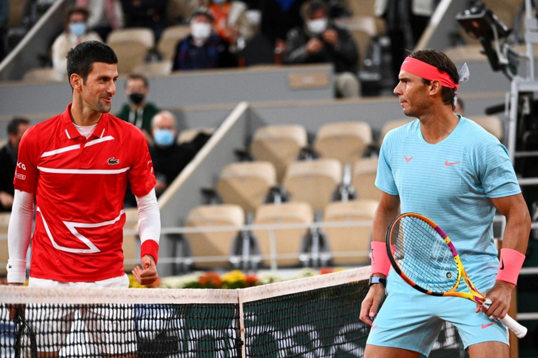 Nadal y Djokovic estarán frente a frente en la semifinal del Roland Garros