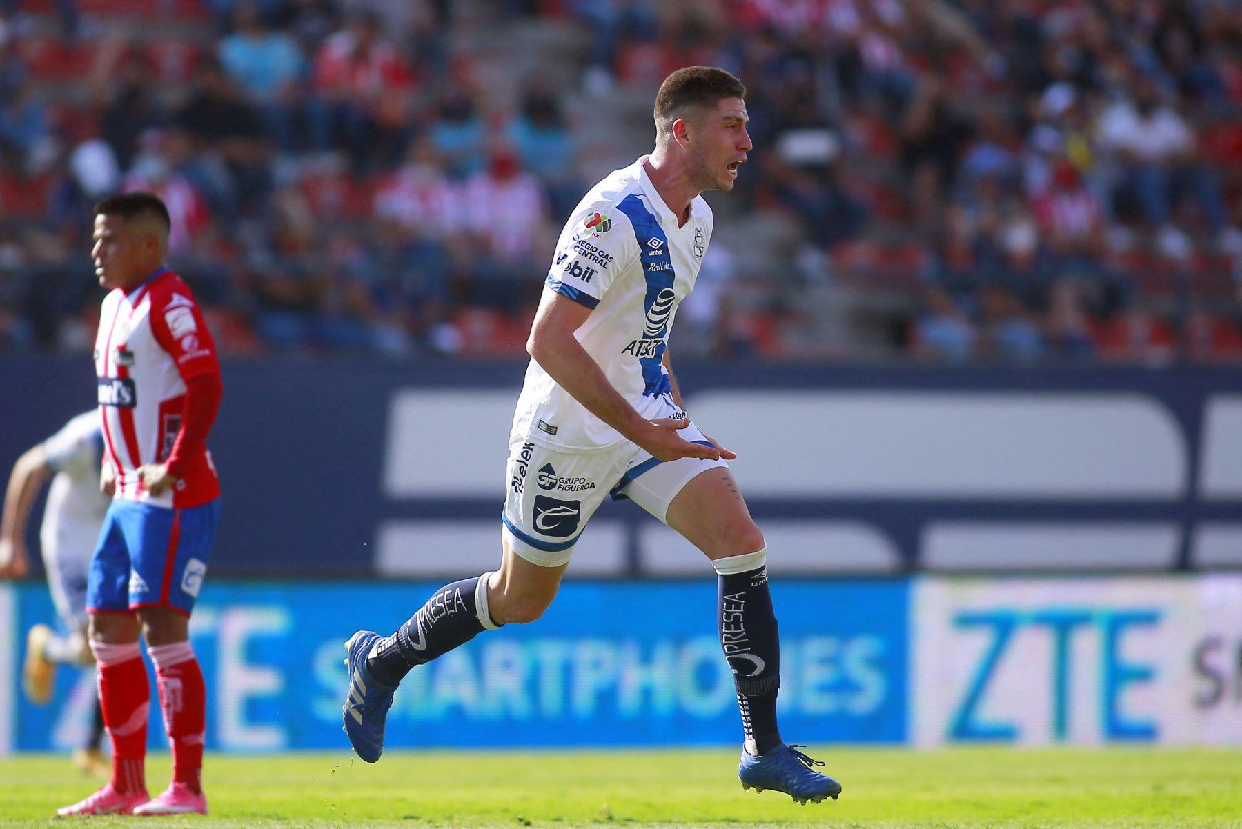 Santiago Ormeño convocado a la Selección Peruana. Foto: AFP