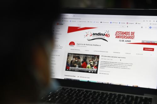 ANDINA/Difusión