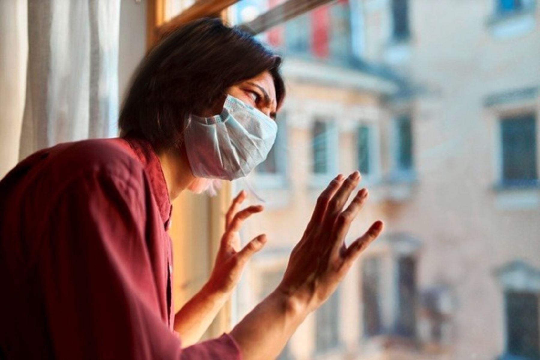 En 30% disminuyó en Lima el acceso a servicios de salud mental a causa de la pandemia