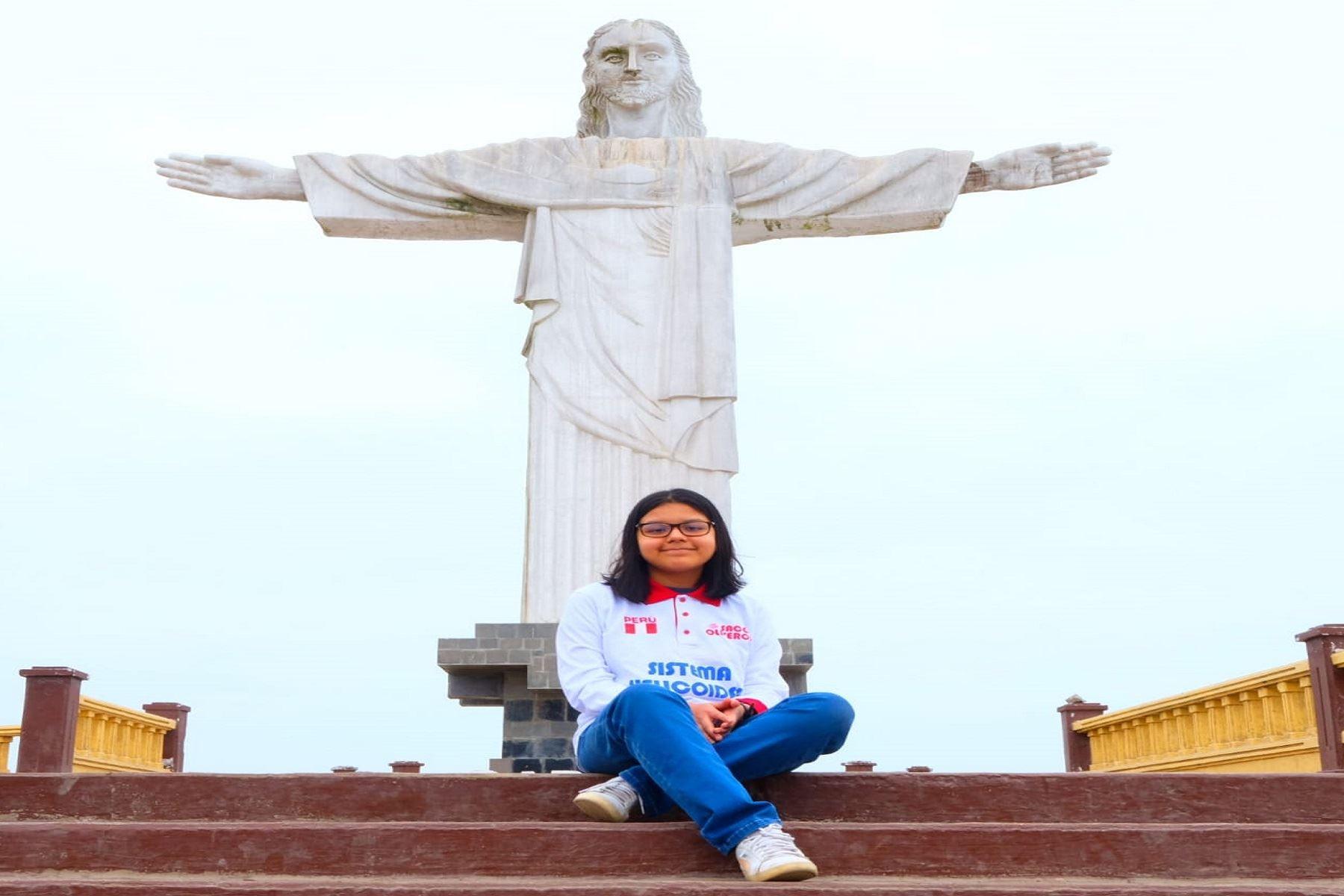 """Angie Alcántara: """"Imagino un futuro compartiendo mis enseñanzas con los jóvenes del país"""". Foto: Difusión"""