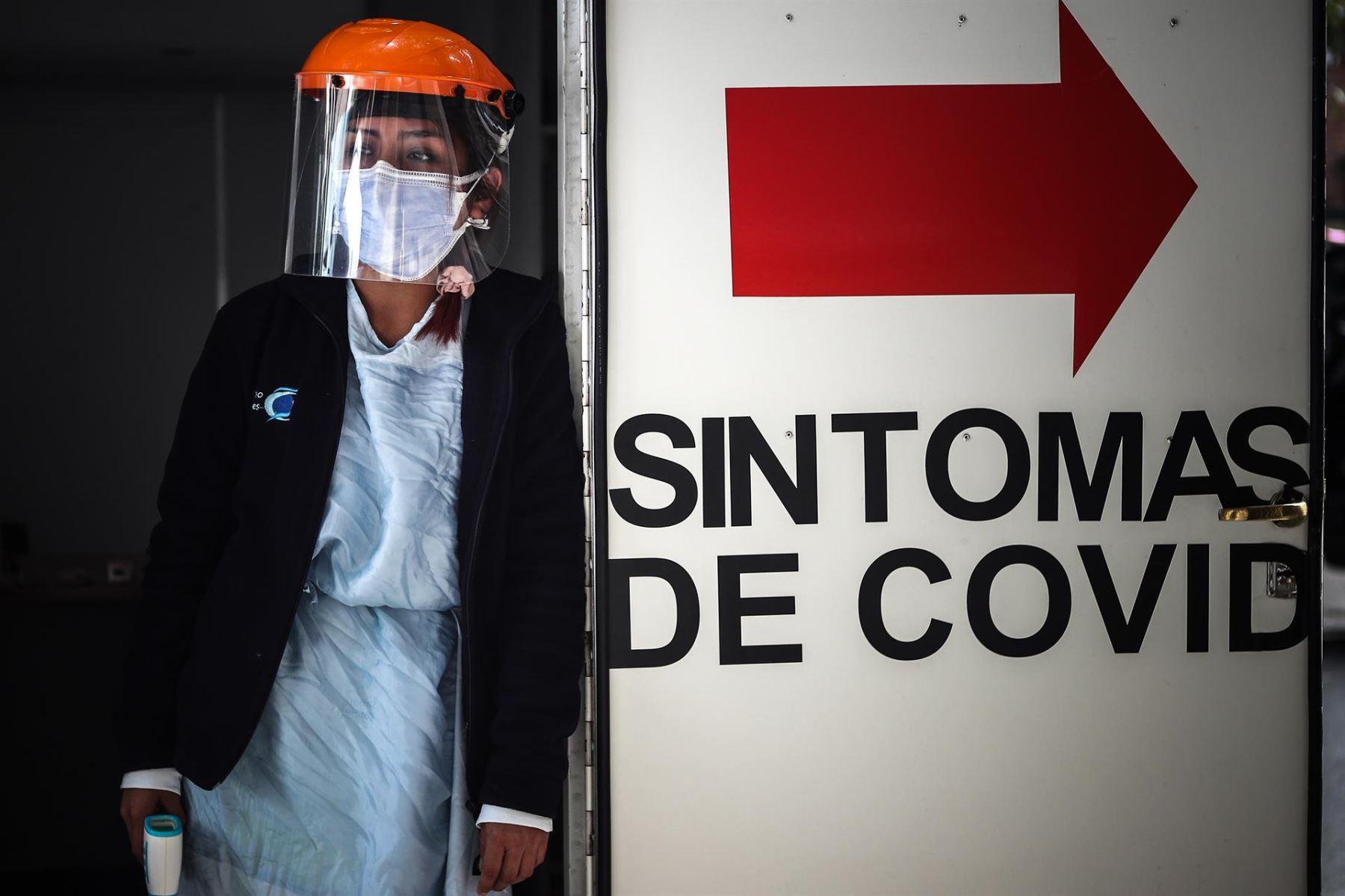 Argentina extenderá las restricciones sanitarias ante segunda ola del covid-19.