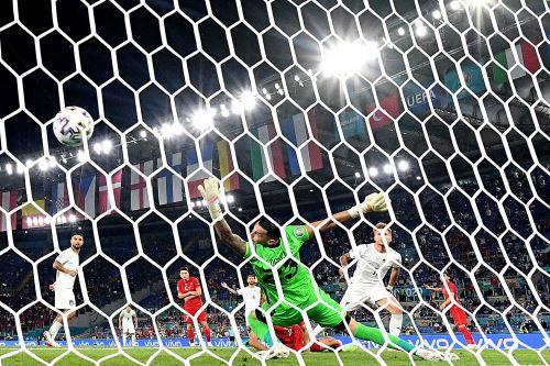 Eurocopa 2020: Italia gana 3 a 0 a Turquía