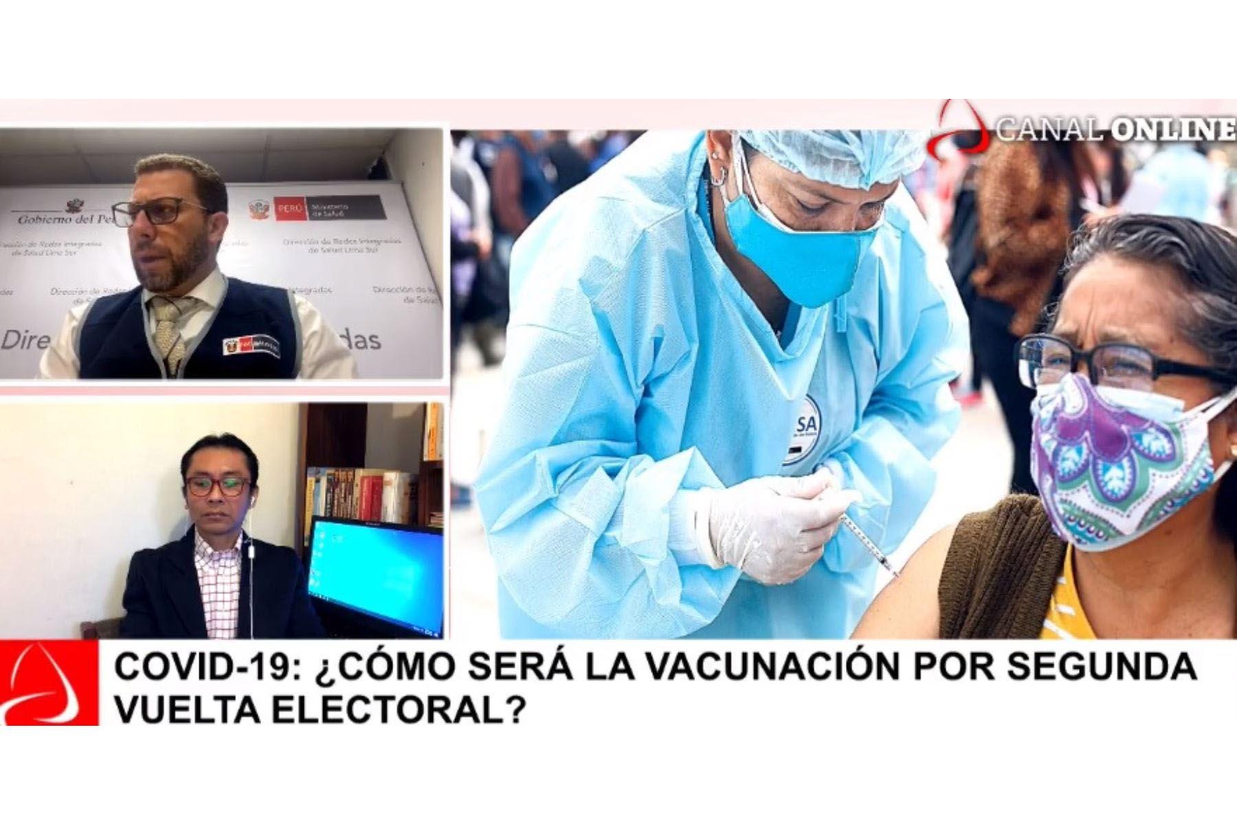 Andina canal Online difunde los miércoles Saludable Mente y los viernes Salud y Bienestar. Foto: Captura