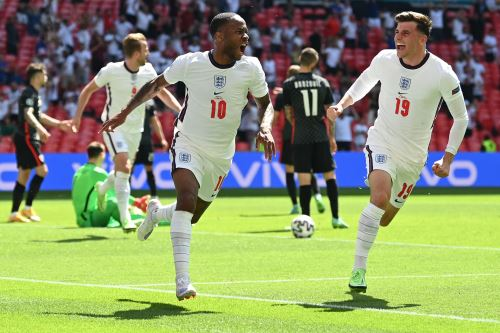 Inglaterra gana 1 a 0 ante Croacia por la Eurocopa 2021