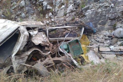 De los fallecidos, tres pertenecen a una sola familia: Eladio Cueva Matta, Rosmer Cueva Carbajal y Dixon Lander Cueva Carbajal. También murieron Juan Eugenio Araujo Manrique y Marina Carbajal