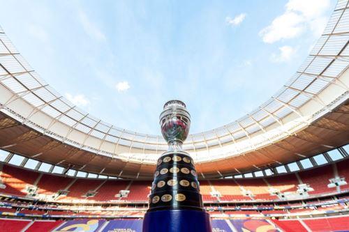 La Copa América arranca hoy con fuerza