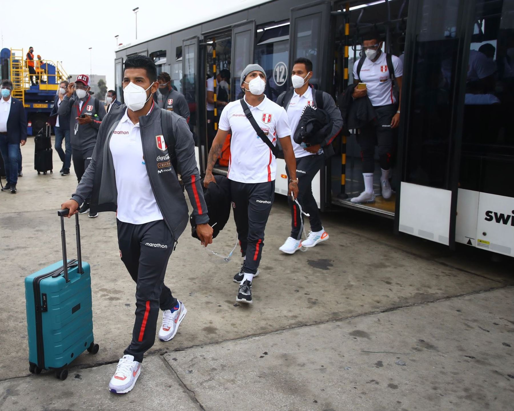 Selección peruana viaja hoy a Brasil para disputar la Copa América