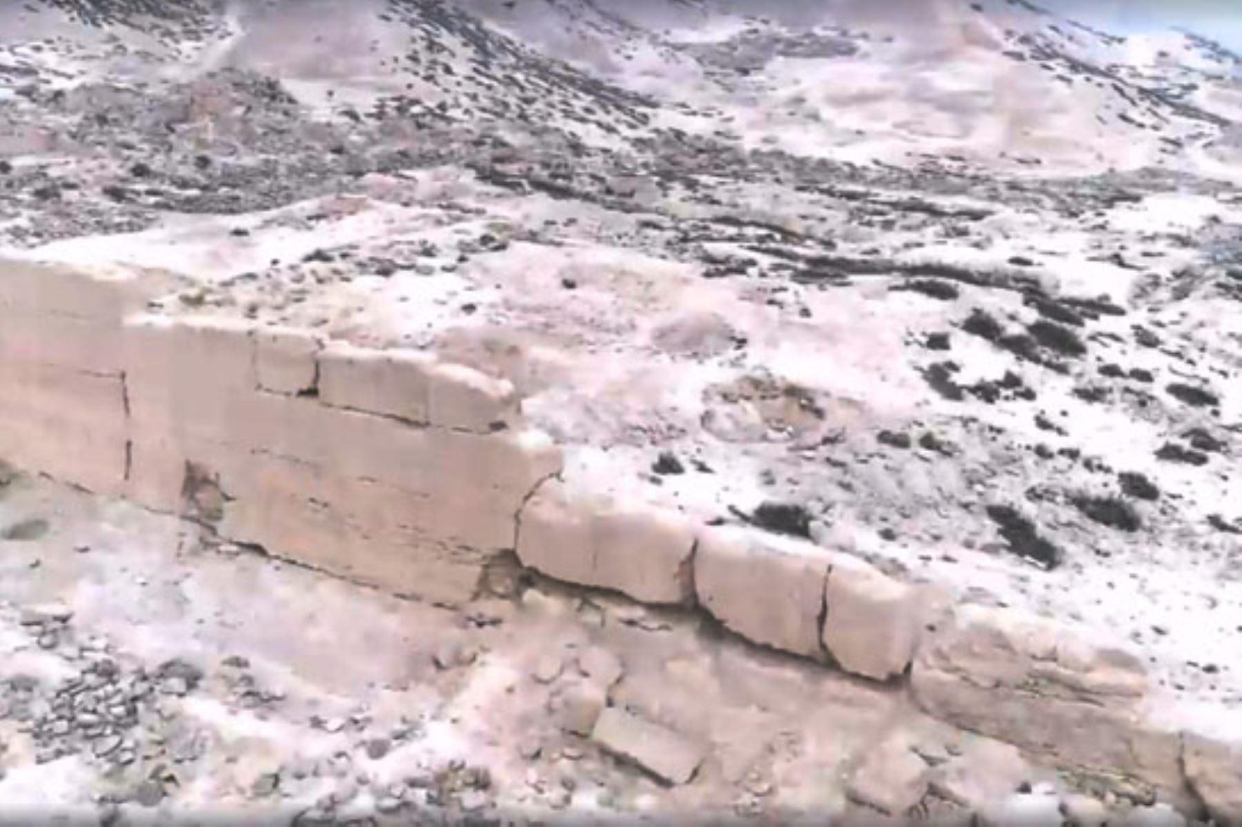 Zona Arqueológica Monumental Cuyo, en Aucallama, provincia limeña de Huaral. Foto: Ministerio de Cultura/Difusión
