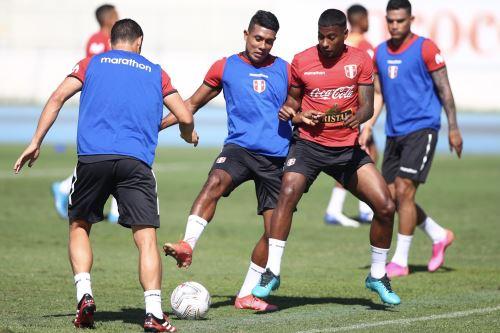 Selección peruana realizó su primer entrenamiento en Brasil con miras  a la Copa América 2021