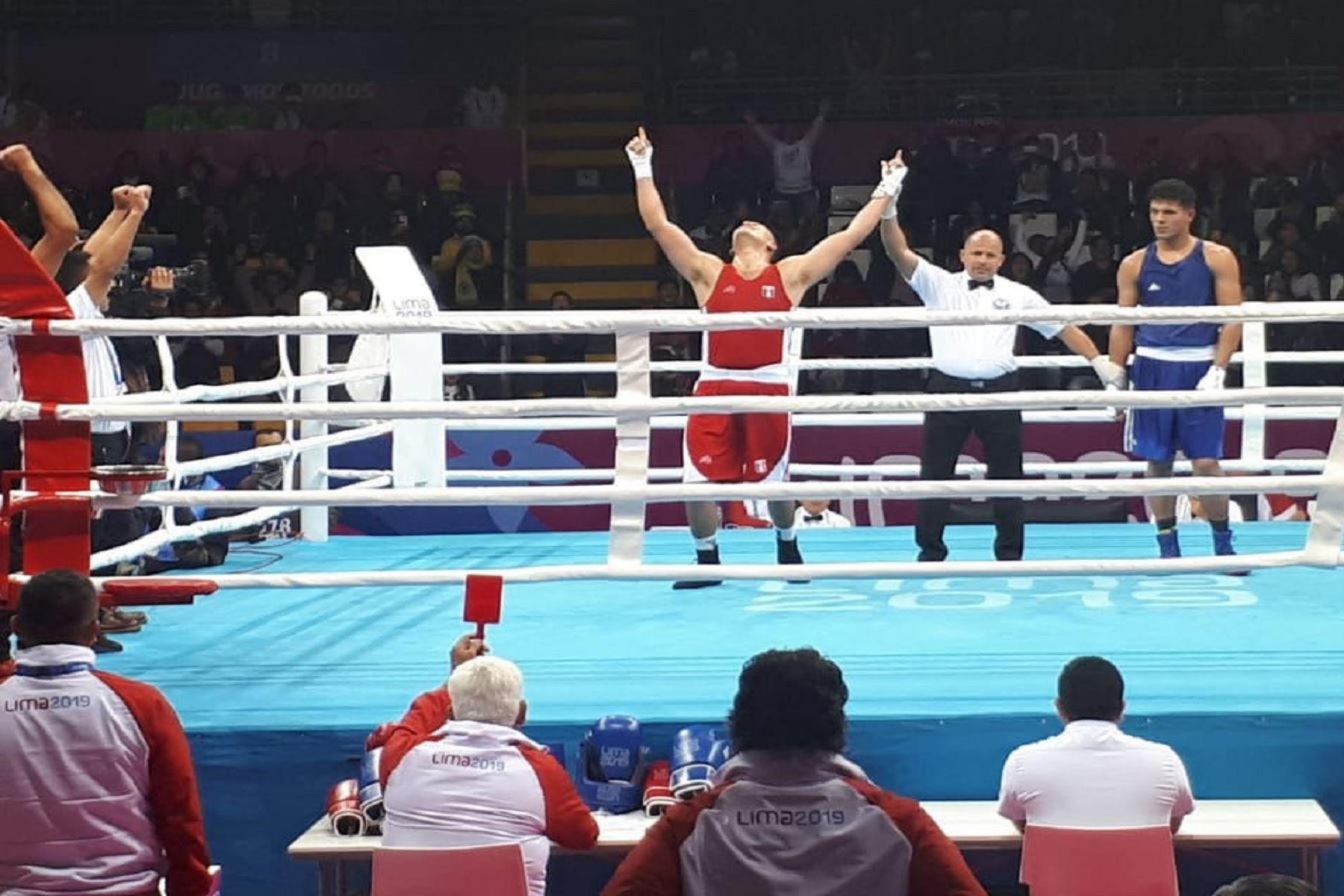 José María Lúcar clasifica a las Olimpiadas Tokio 2021. Foto: ANDINA/Difusión