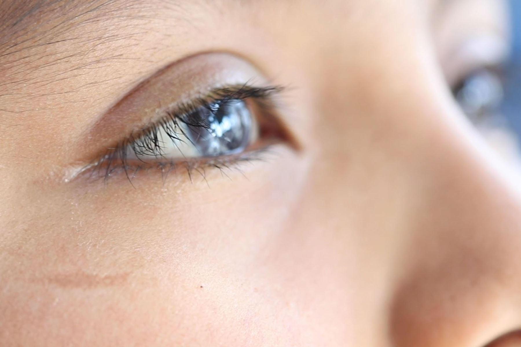En el servicio de Oftalmología del hospital Alberto Sabogal, de EsSalud, las molestias oculares se han incrementado en un 35 % desde que empezó la pandemia. Foto: ANDINA/internet.