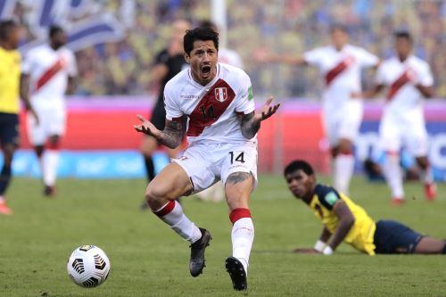 La alineación de Perú que enfrenta a Brasil en la Copa América