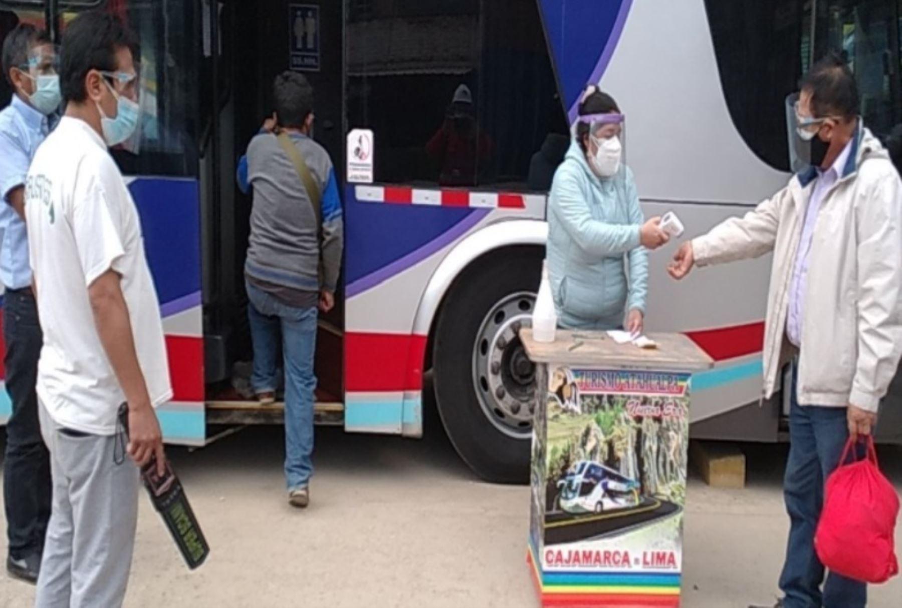 El Indecopi fiscalizó unidades de transporte turístico