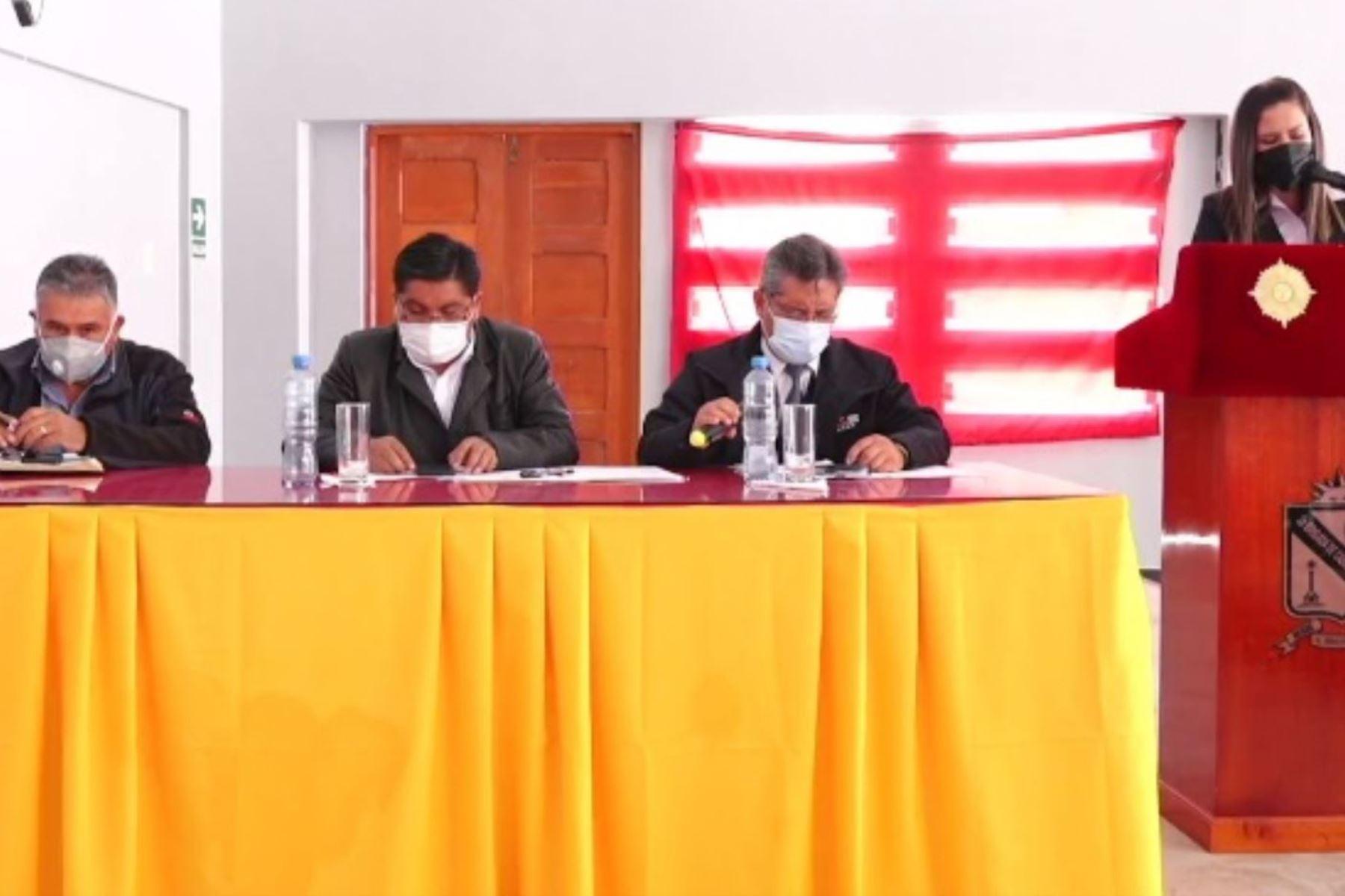 Tacna en alerta: ante incremento de casos covid autoridades refuerzan acciones de control