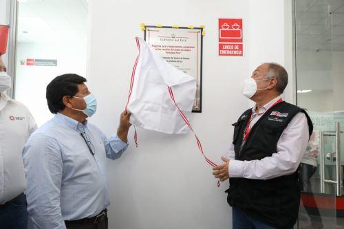 Ministro de Trabajo inaugura Centro de Empleo en Ica