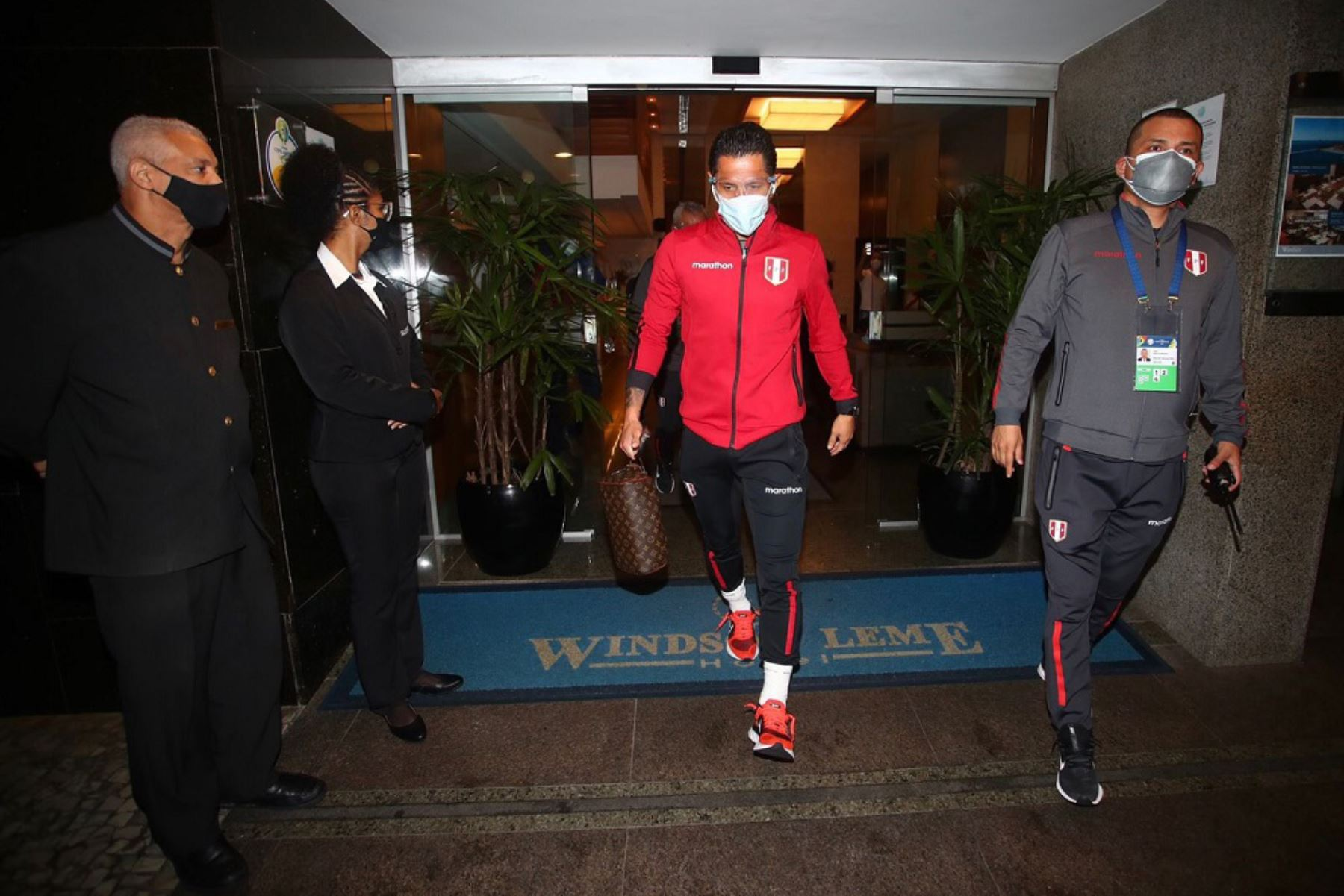 Gianlucca Lapadula comandará el ataque peruano. Foto: Selección Peruana