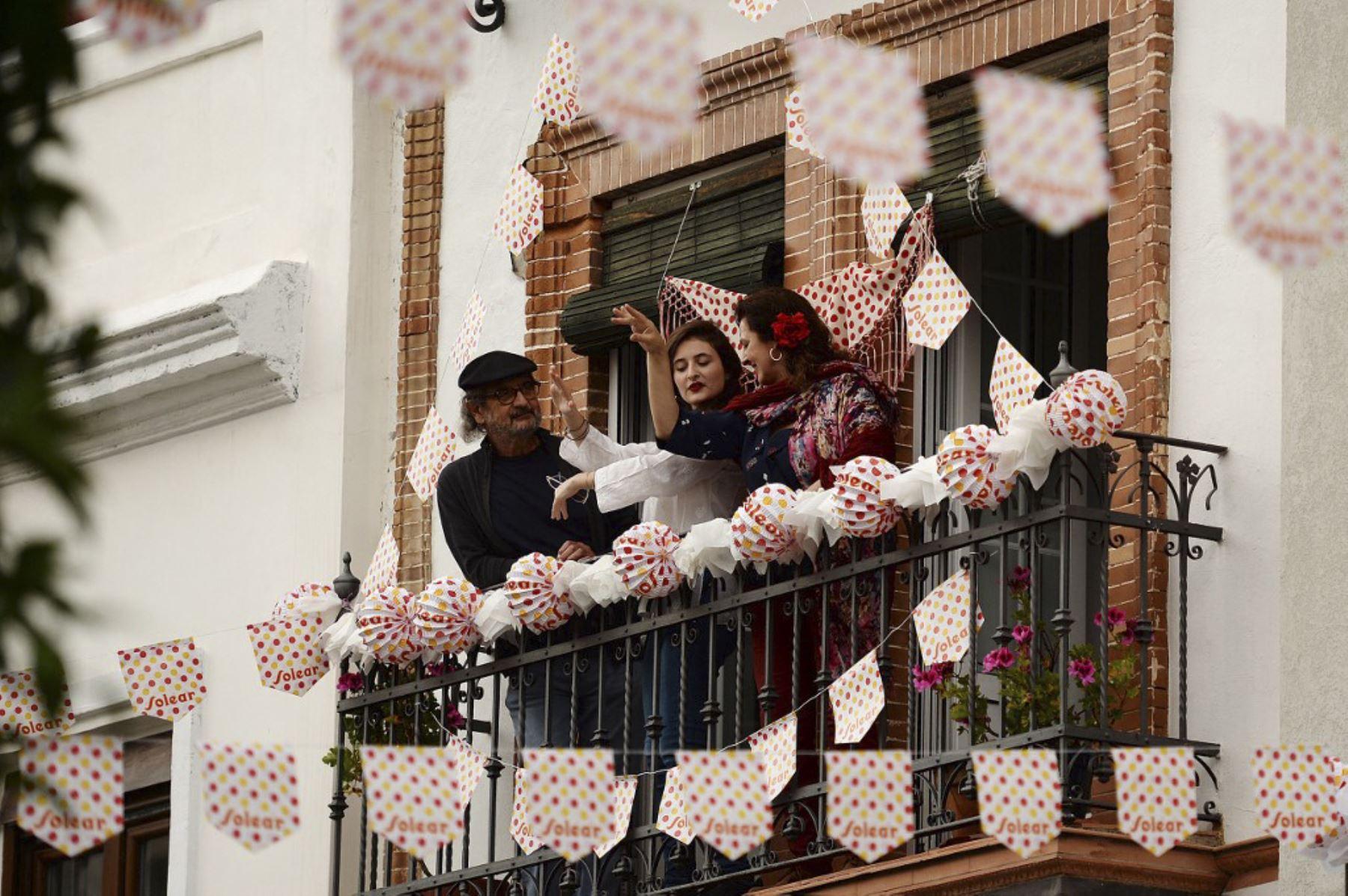 España eliminará la obligatoriedad del uso de mascarillas a partir del 26 de junio. Foto: AFP