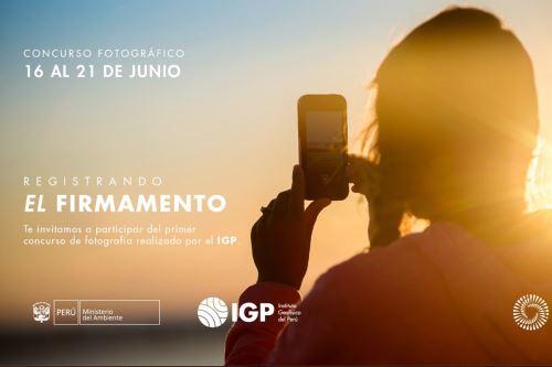 La participación está abierta desde el 16 de junio y concluirá el lunes 21 del mismo mes. (Foto: IGP)