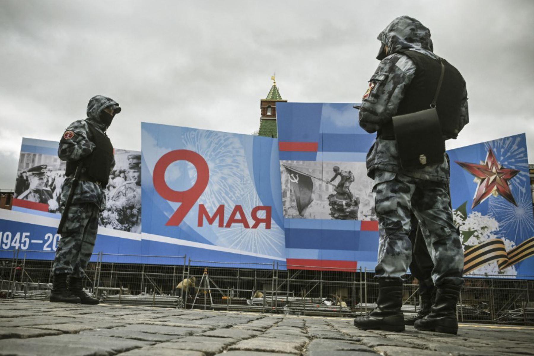 Con 17.262 contagios diarios en todo el país, Rusia está en su punto más alto desde el 1 de febrero, según estadísticas del gobierno publicadas este viernes. Foto: AFP