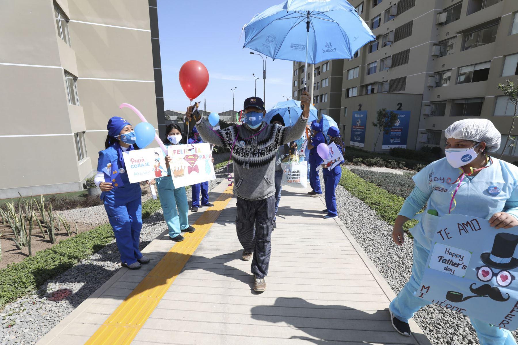 Por quinto día consecutivo la región Arequipa no reporta fallecidos por covid-19 gracias al avance de la vacuna contra esta enfermedad. ANDINA/Archivo