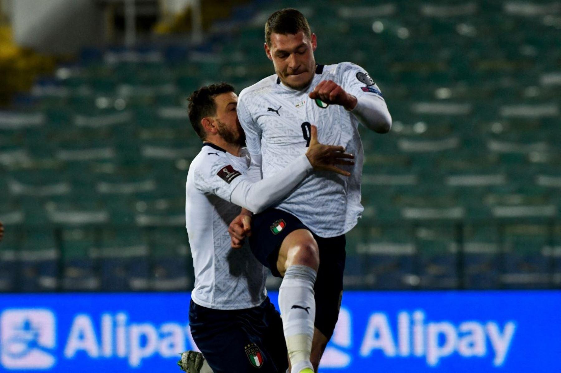 Andrea Belotti será uno de los puntales que presenta Italia para enfrentar a Gales