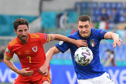 Italia gana 1 a 0 a Gales en un partido por la Eurocopa 2021
