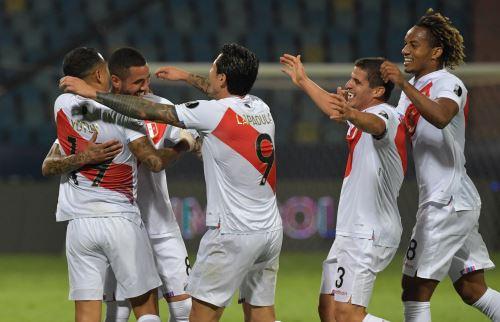 Perú derrota 2-1 a Colombia por el Grupo B de la Copa América