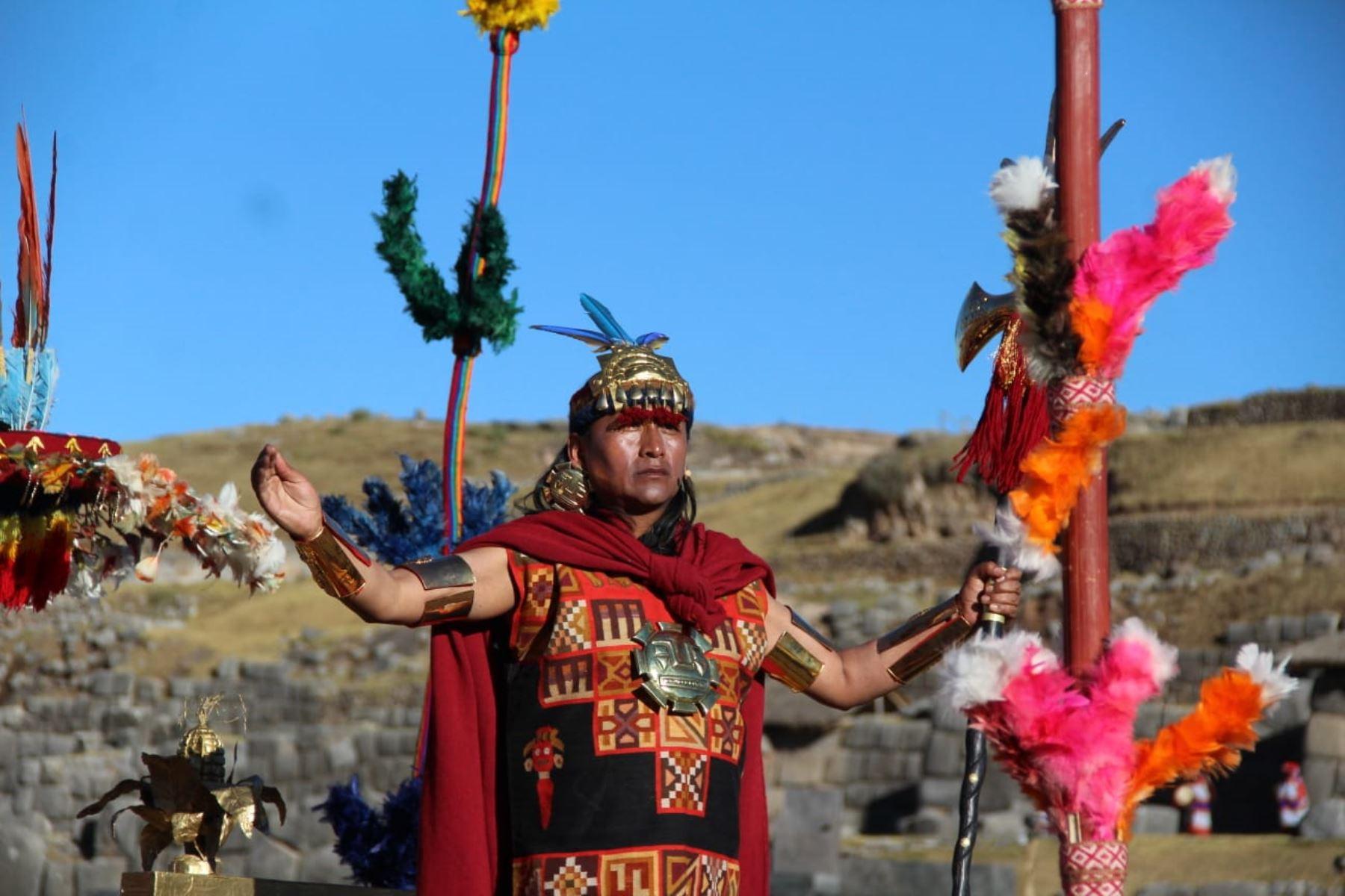 """La fiesta dell Inti Raymi será """"ventana al mundo"""" para reactivar el turismo y la economía de Cusco. Foto: Percy Hurtado"""