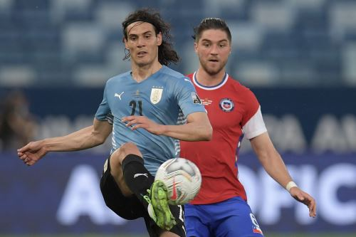 Chile iguala 1 a 1 ante Uruguay por la Copa América 2021