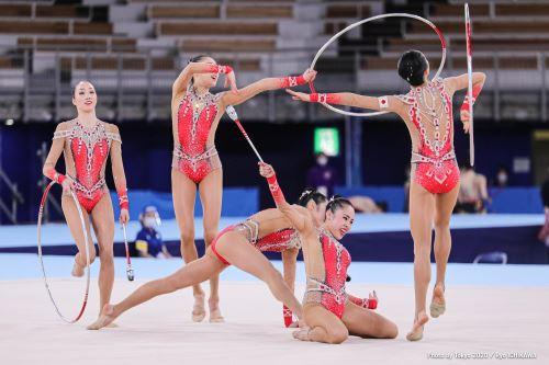 Los deportistas sufrieron los estragos del aplazamiento de un año de los Juegos Olímpicos Tokio 2020