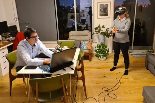El ingeniero de sistemas estudió la Maestría en Tecnología de la Información en la Universidad de Melbourne de Australia con la Beca Generación del Bicentenario. Foto: ANDINA/Pronabec