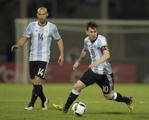 Messi sigue imponiendo récords. Ahora superó a su amigo Mascherano en la selección argentina.