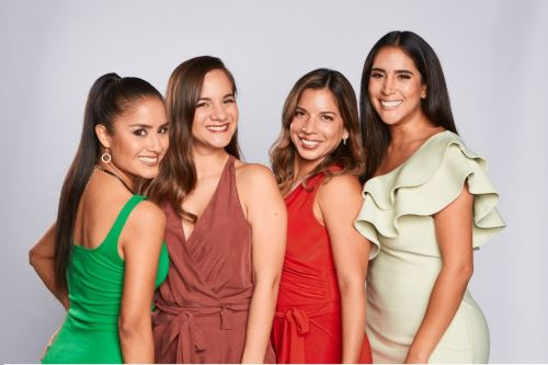 "Telenovela ""Dos hermanas"" presenta hoy a las hermanas Berrospi."