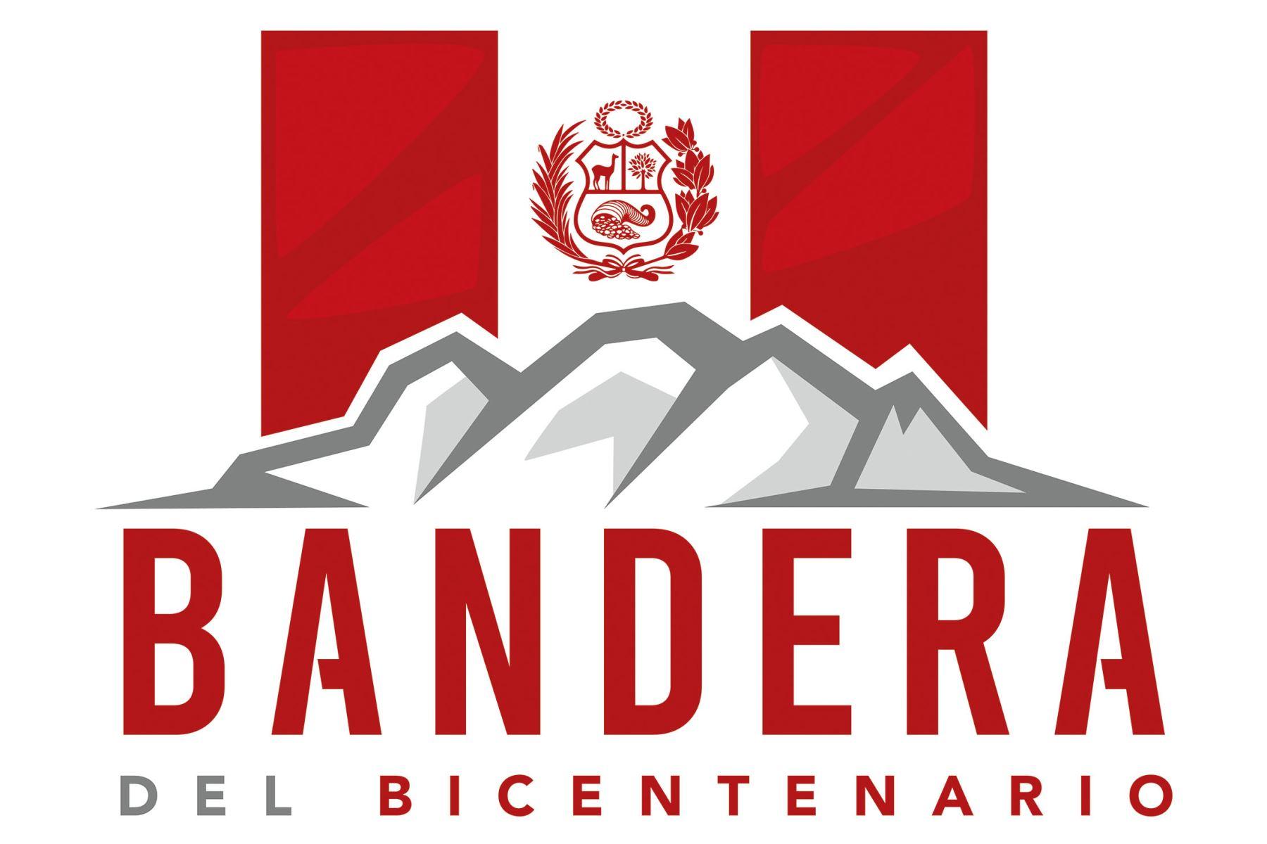 Como antesala del Bicentenario de la Independencia, la Bandera Nacional flameará en el punto más alto del Perú: la cima del Huascarán, a 6,786 metros. Foto: ANDINA/Difusión.