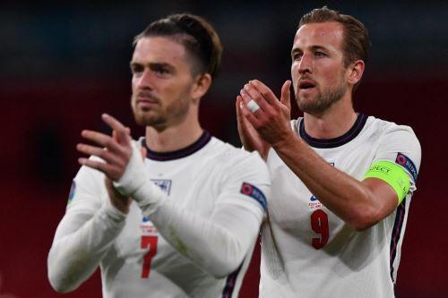 Inglaterra sin brillar accedió a los octavos de final de la Eurocopa.