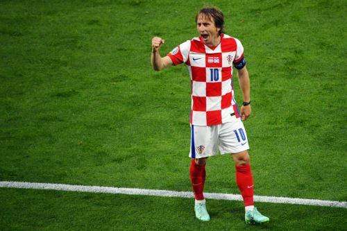 Luka Modric fue vital para la clasificación de Croacia a los octavos de final.